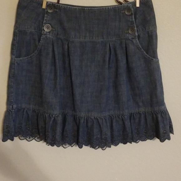 Dkny Dresses & Skirts - DKNY denim skirt